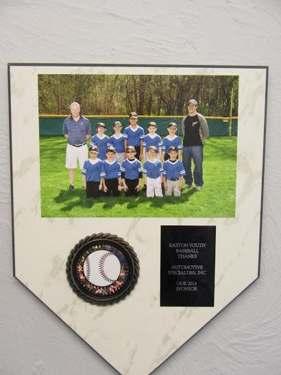 Easton Youth Baseball