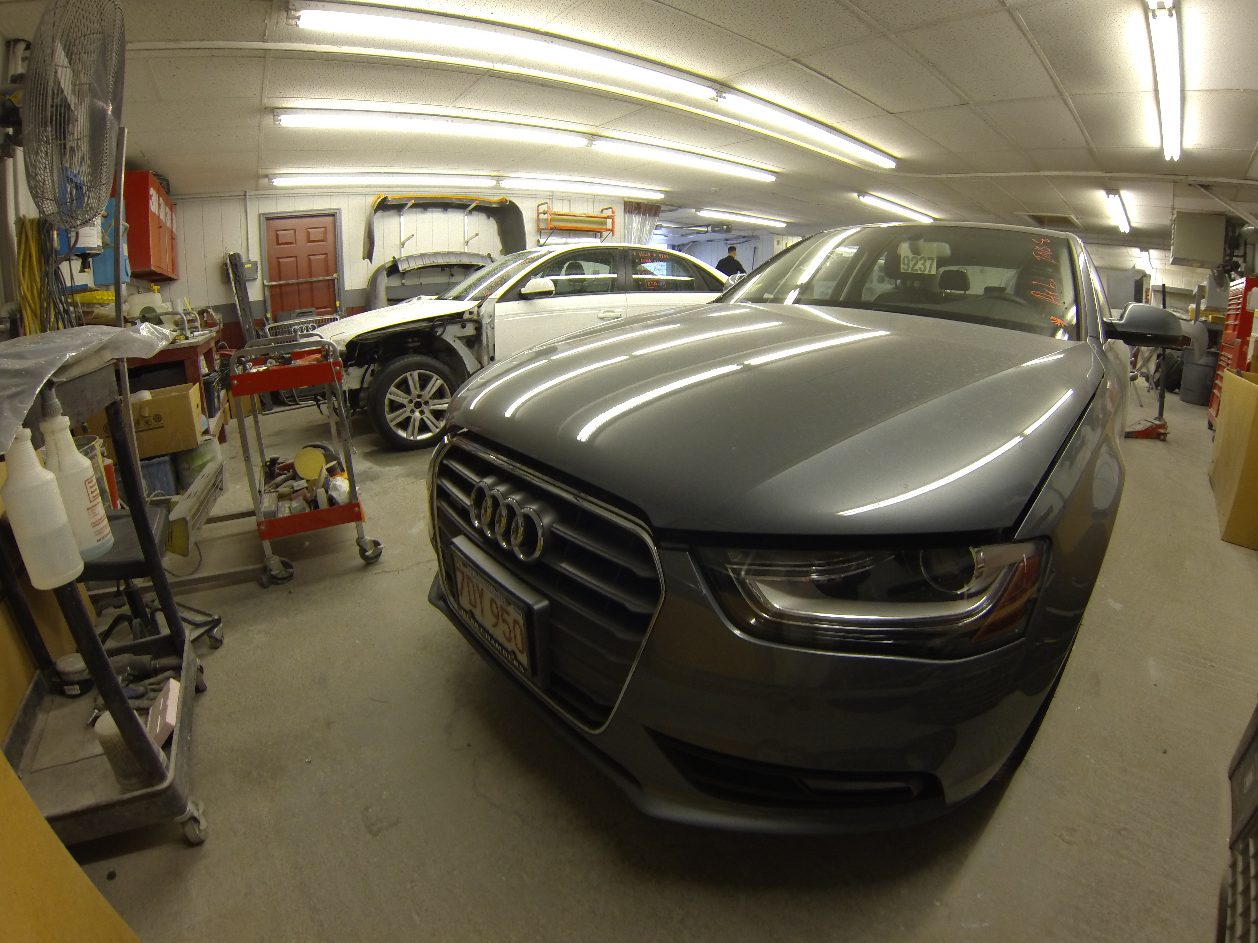 Range Rover Norwood >> Audi Authorized Collision Center & Luxury Car Repair Shop in Boston, MA