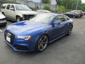 Audi Blue
