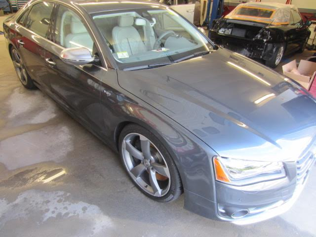 Automotive Specialties Inc Collision Center Audi Silver