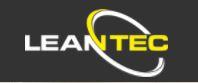 leantec black logo