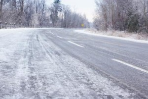 Snow Salt of Roads
