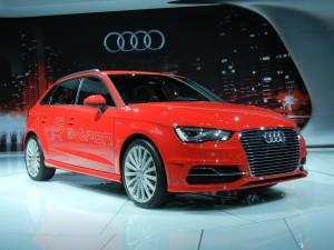 Audi e-tron a3