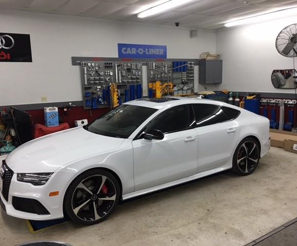 Audi Repair 2016
