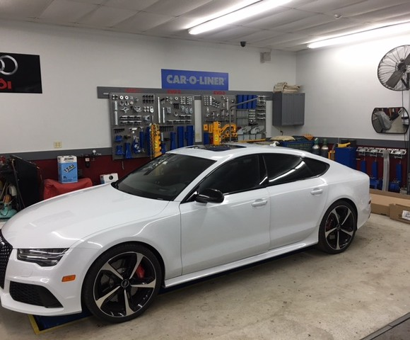 2016 Audi Rs 7 Front End Impact Amp Full Detail Automotive