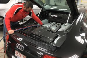 audi engine repair